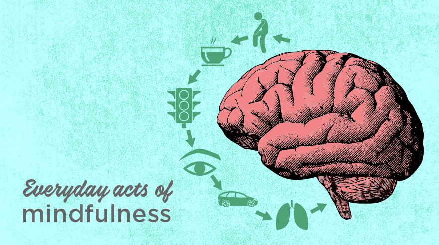 5 everyday acts of mindfulness