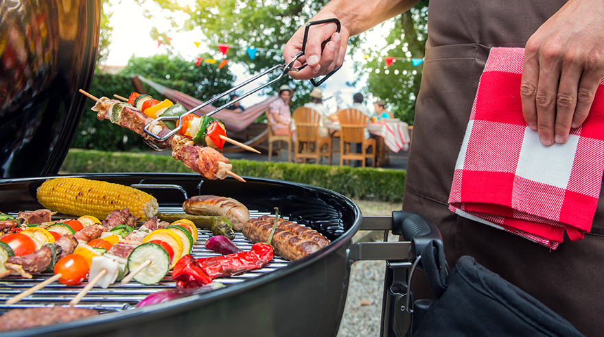 6 tips for summer grilling safety