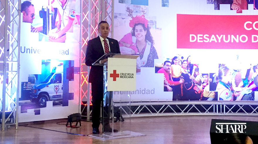 Dr. Andres Smith of Sharp Chula Vista reflects on his years of work with Cruz Roja de Tijuana.