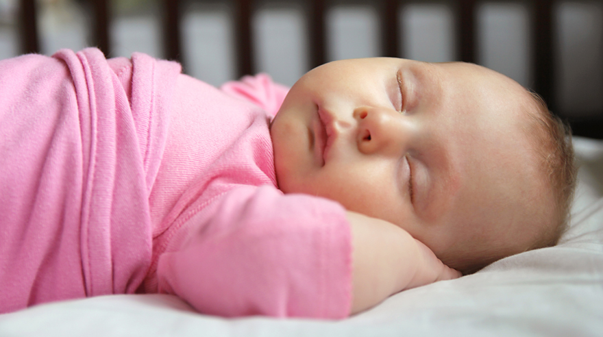 The ABCs of safe sleep for infants