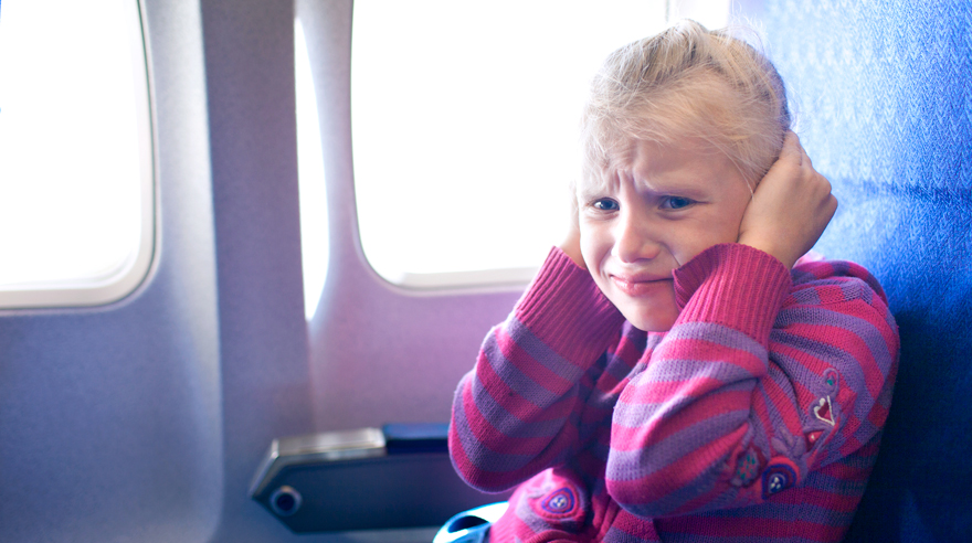 5 tips to help ease airplane ear pain