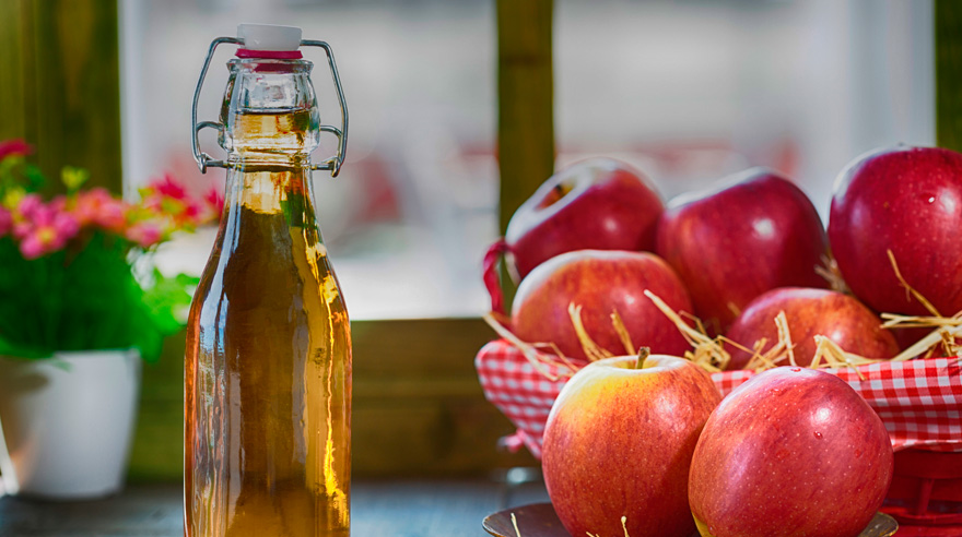 Apple cider vinegar: good for more than just cooking