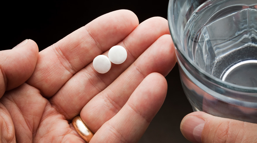 Aspirin and colon cancer