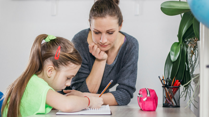 Tips to ease back-to-school stress