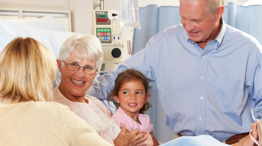 5 ways to be a great hospital visitor