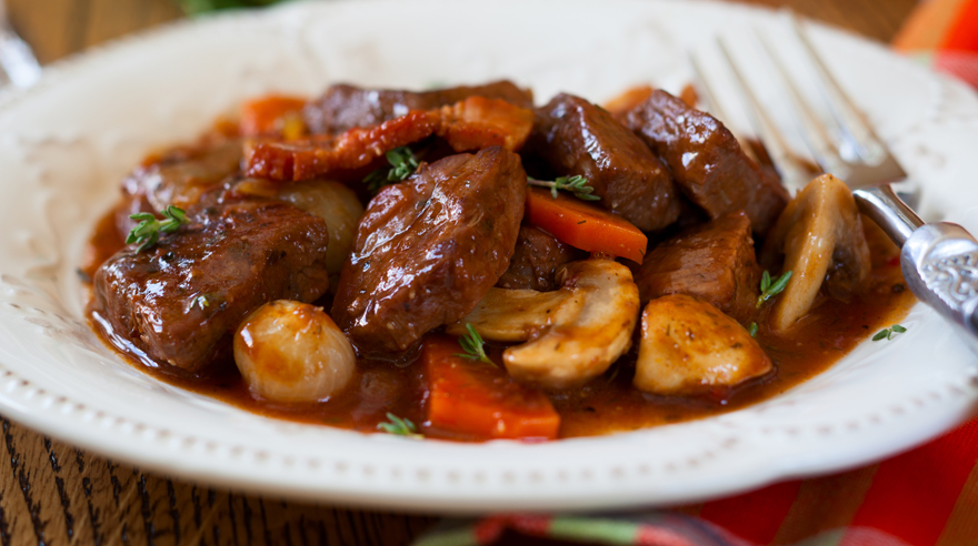 HMR® 'bello beef stew (recipe)
