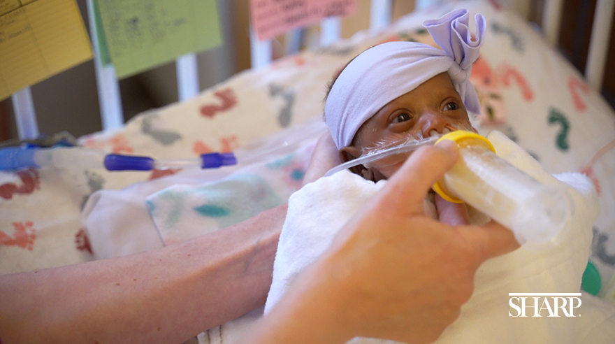 Helping preterm babies thrive