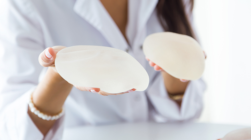 Breast implants linked to cancer