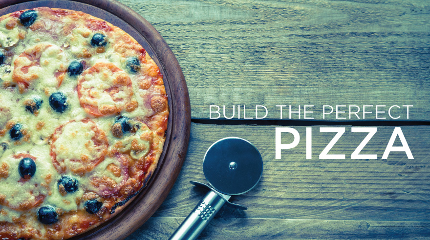 Build a better pizza
