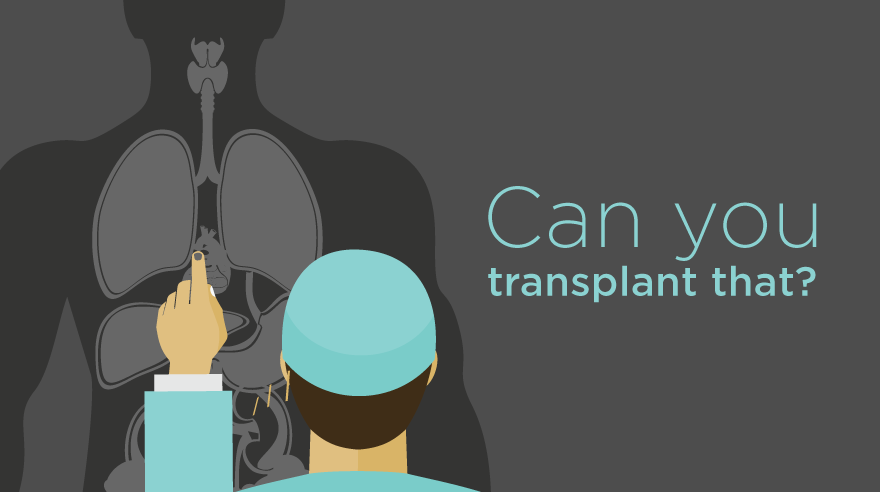 Can you transplant that infographic