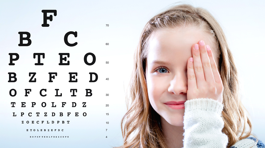 Vision Care for Kids