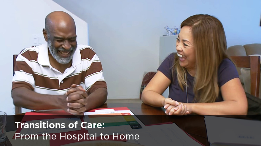 Helping patients transition from hospital to home