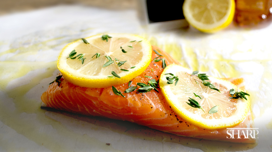 How to cook salmon (recipe)