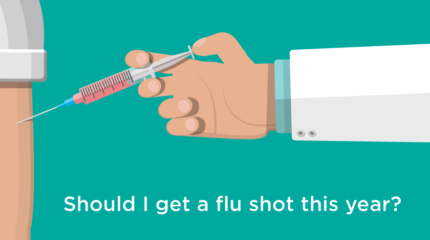 Should I get a flu shot this year? (infographic) teaser