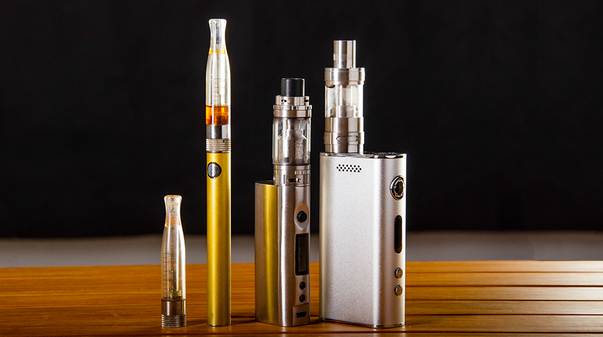 Vaping linked to serious lung disease