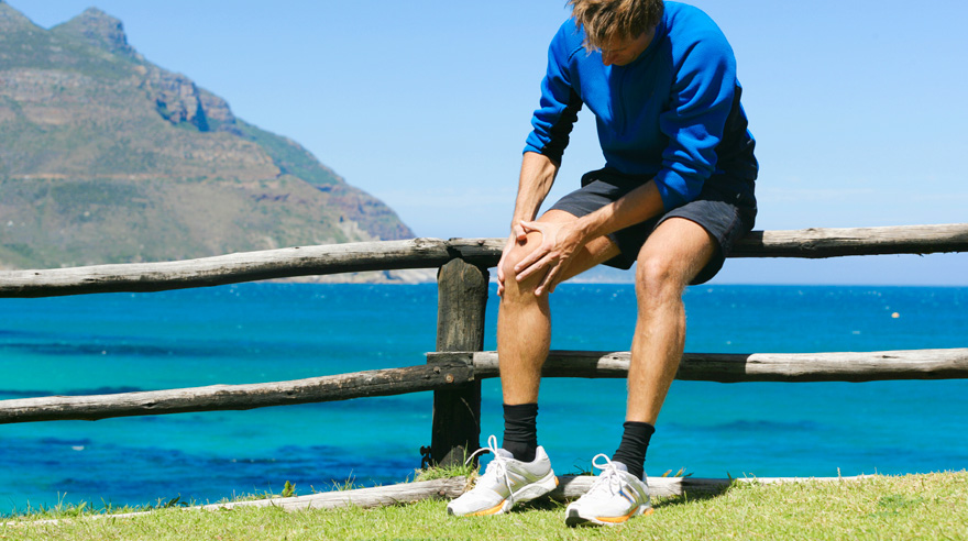 Does glucosamine help knee pain?