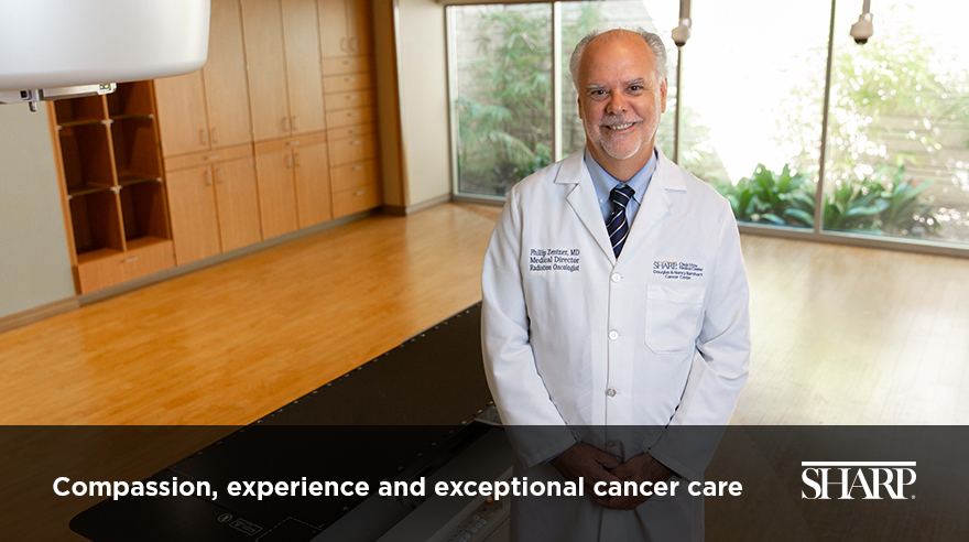 Compassion, experience and exceptional cancer care (video)