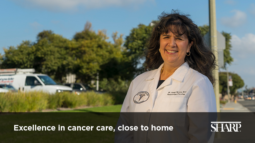 Excellence in cancer care, close to home