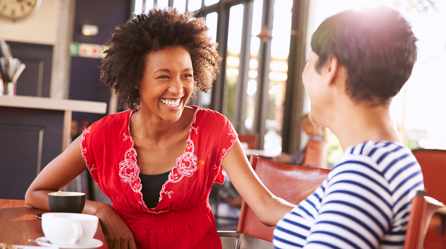 Female friendships: good for health and happiness
