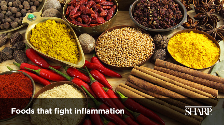 Foods that fight inflammation (video)