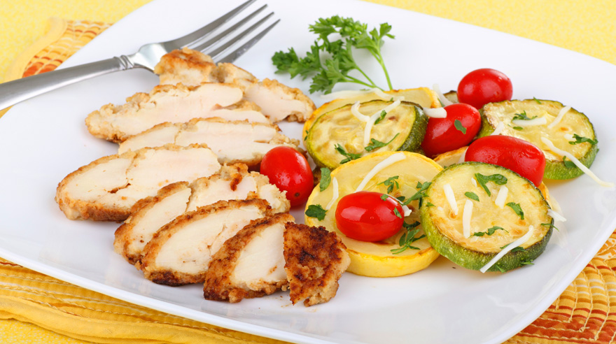 HMR® summer barbecue chicken (recipe)