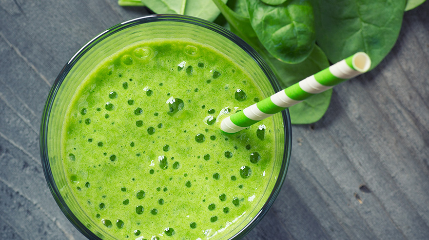 HMR® Green Power Smoothie Recipe