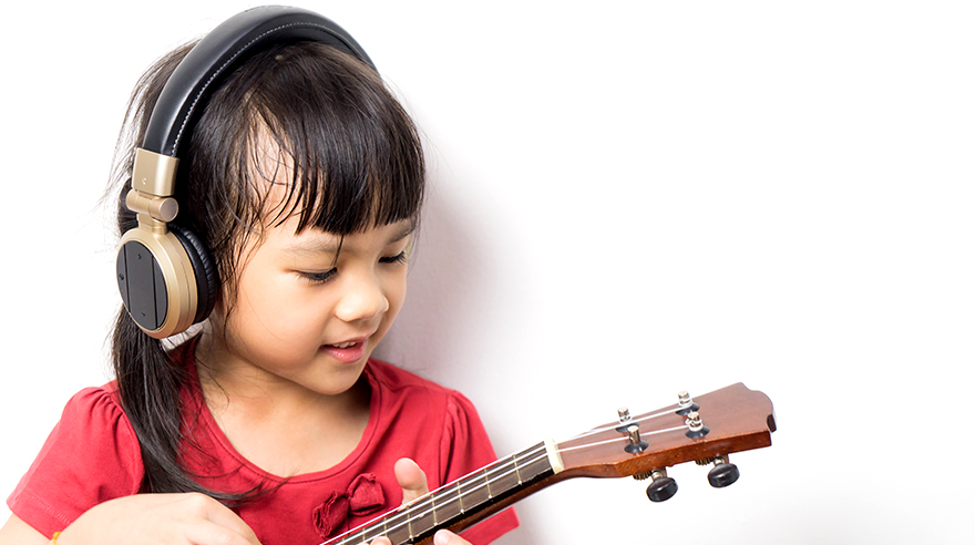 Protecting the hearing of young musicians