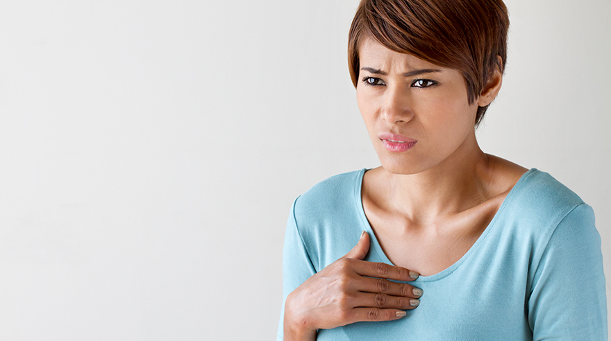 What is that chest pain?
