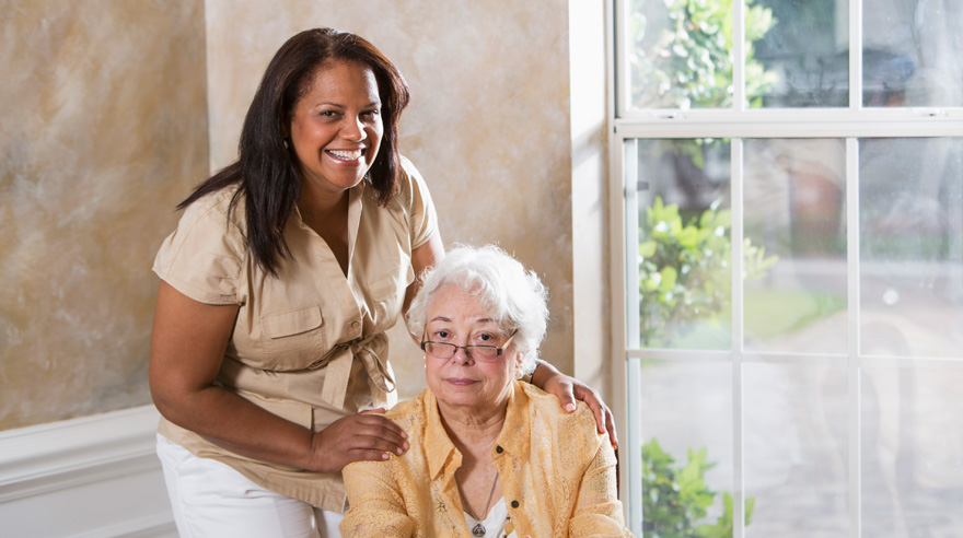 Help and resources for caregivers