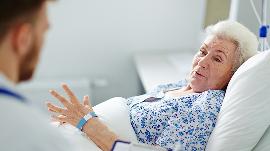 Hospital delirium: a dire diagnosis for older patients