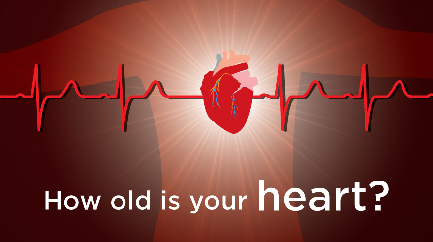 How old is your heart?