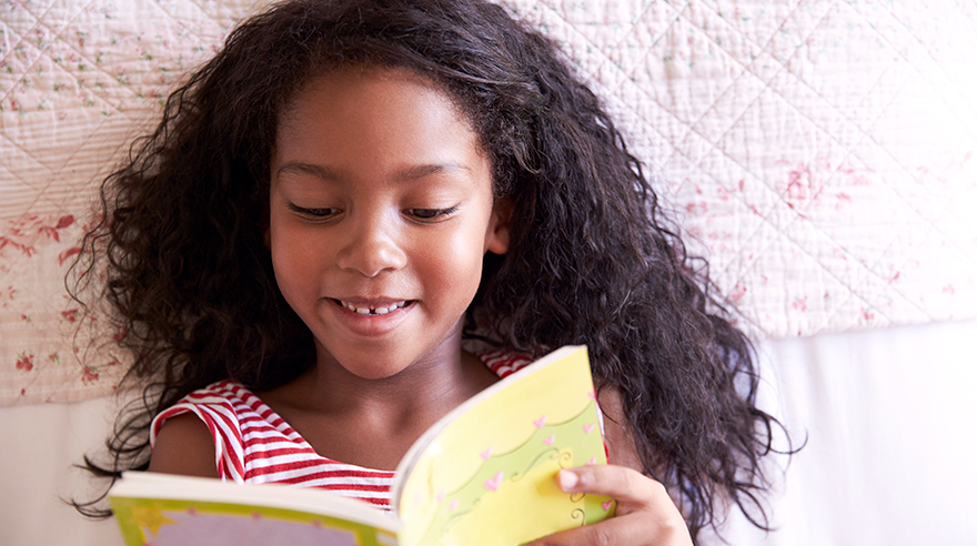 Kids and reading: how to pick the right books