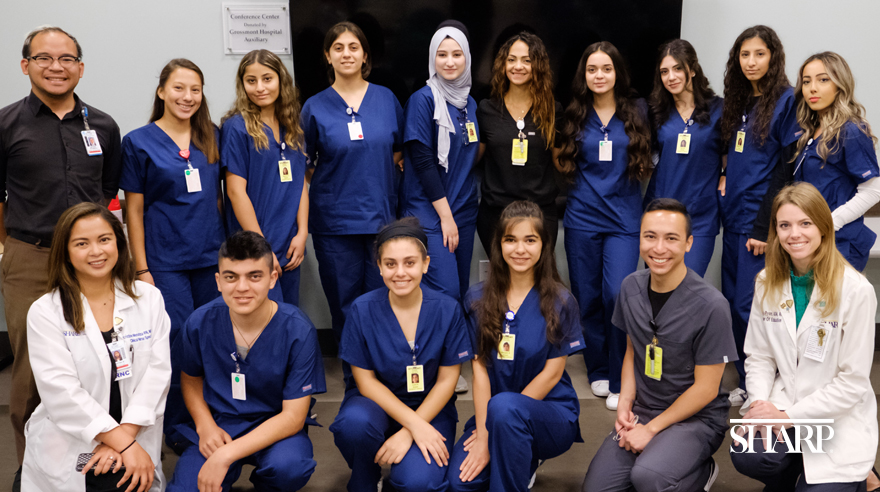 Inspiring the next generation of nurses
