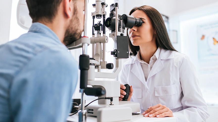 Don't lose sight of routine eye exams