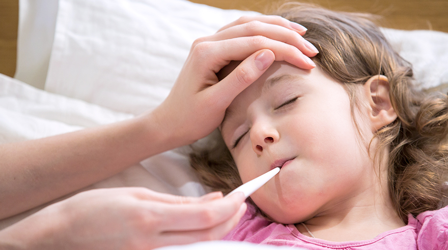 Is my kid really sick or just faking it?