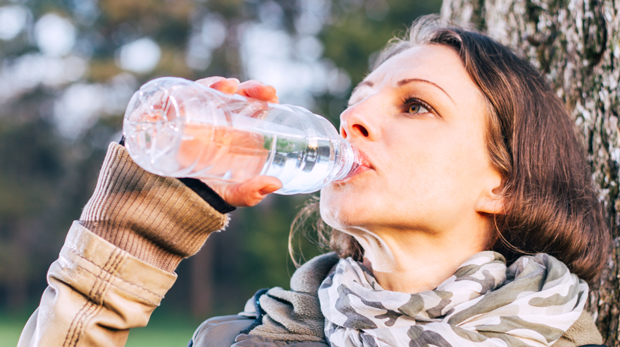 Can you get dehydrated in cold weather?