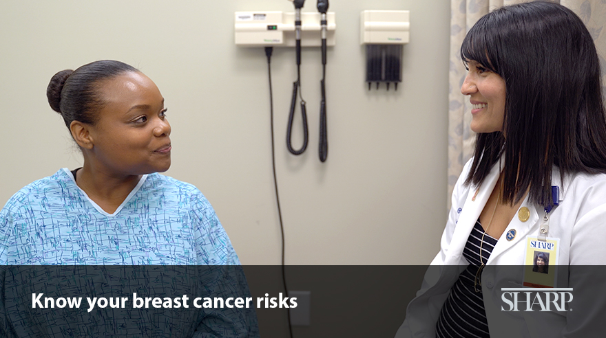 Know your breast cancer risk (video)