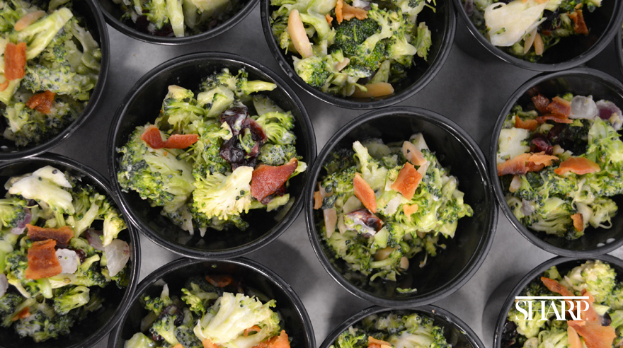 Low-sodium dishes for a healthy heart (recipe)