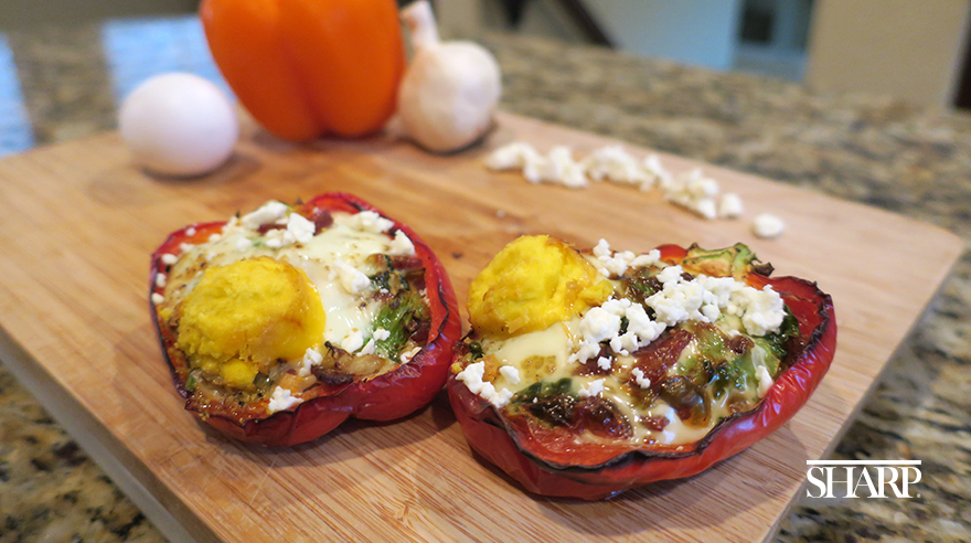 Add Mediterranean flair to your breakfast (recipe)