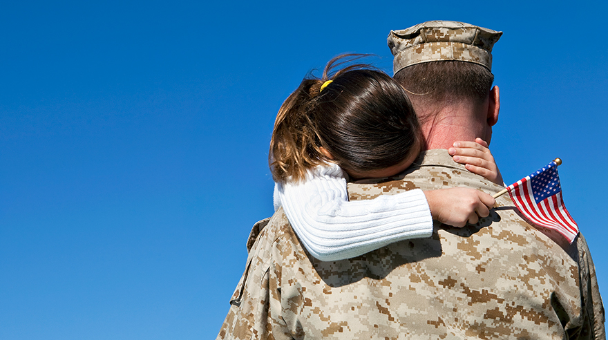 Mental health needs of military families