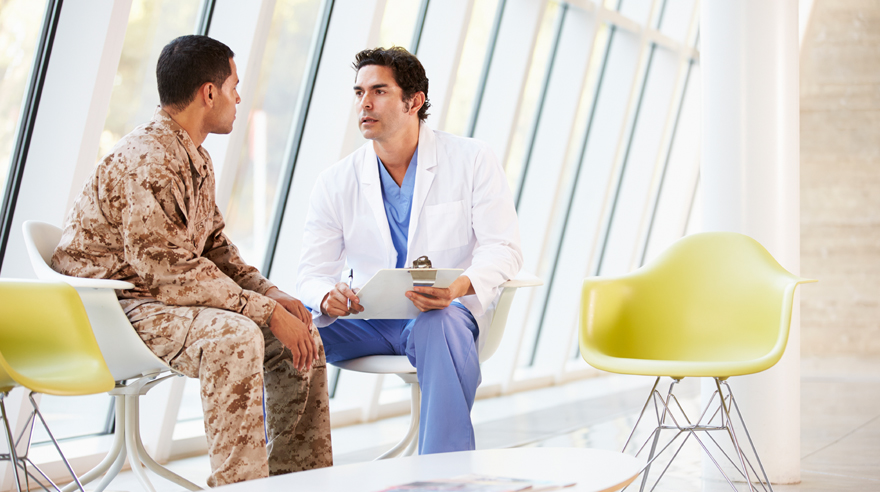 Connecting veterans with the care they deserve