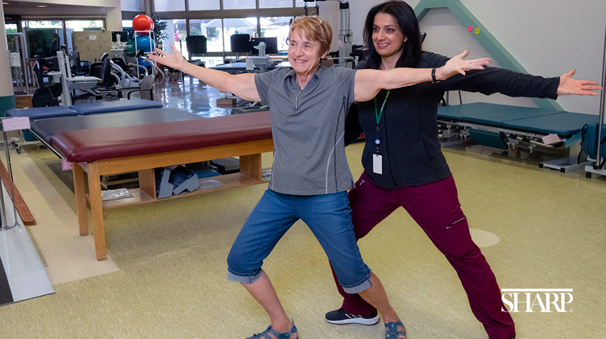 'BIG' exercises have big impact on Parkinson's
