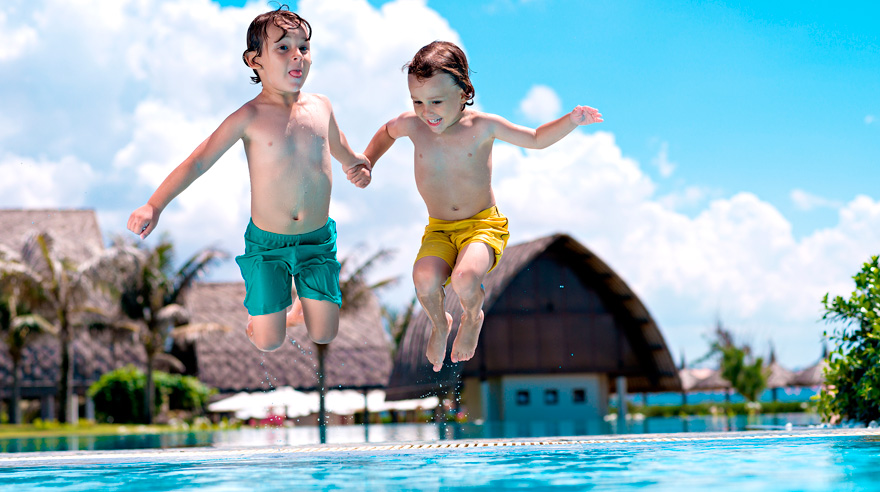 Pool and water park safety