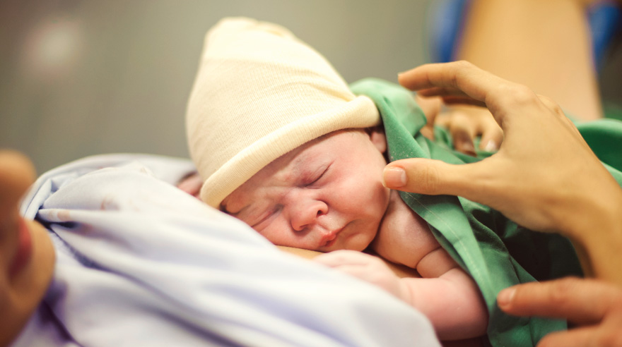 Preserving brain function in newborns