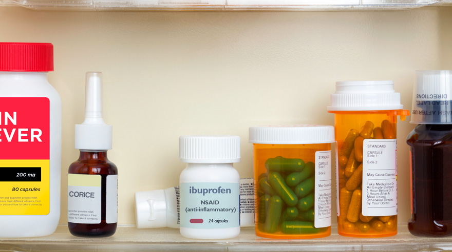 Is there an epidemic in your medicine cabinet?