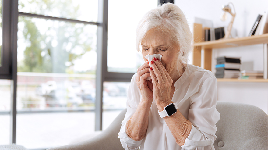 4 tips for seniors this flu season