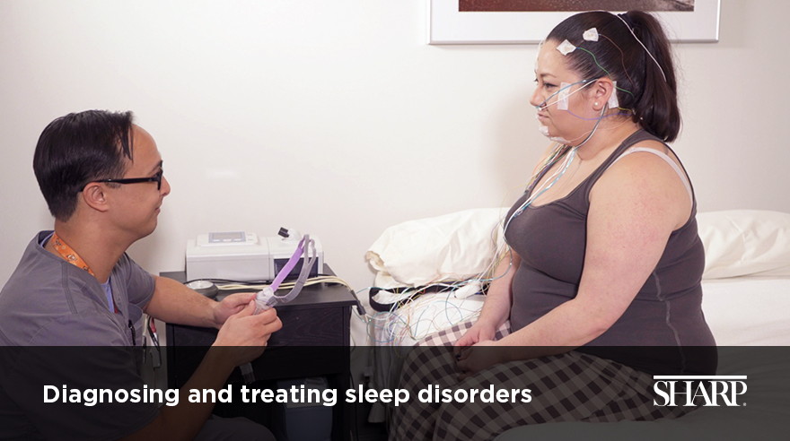 Diagnosing and treating sleep disorders (video)