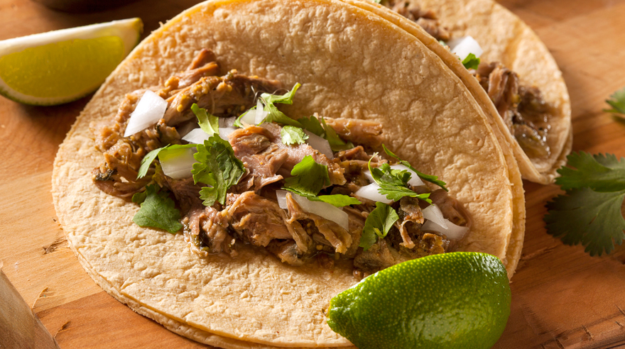 Slow cooker carnitas (recipe)