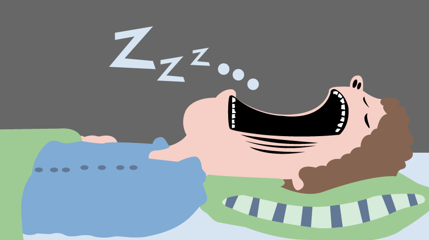 3 ways to prevent snoring