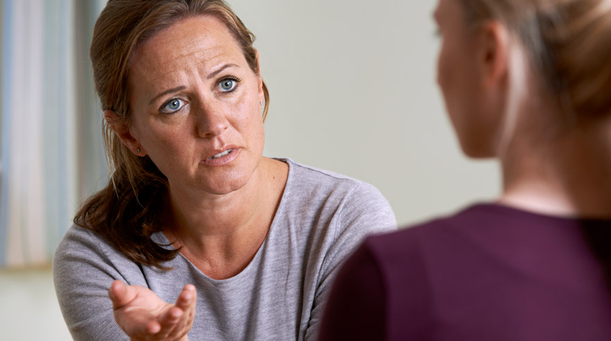 Helping someone with substance dependence
